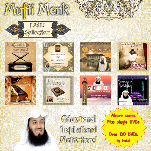 Mufti Menk Collection
